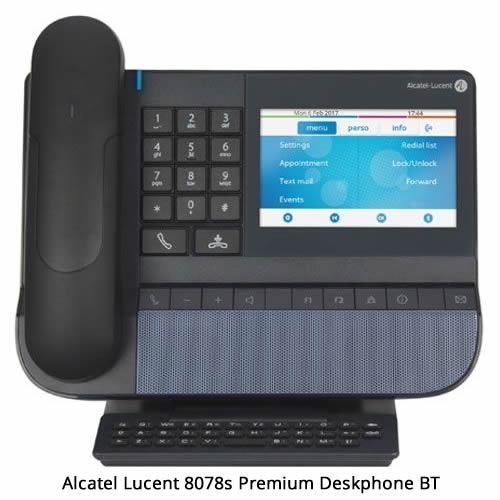 Alcatel Lucent 8078s Premium Deskphone BT